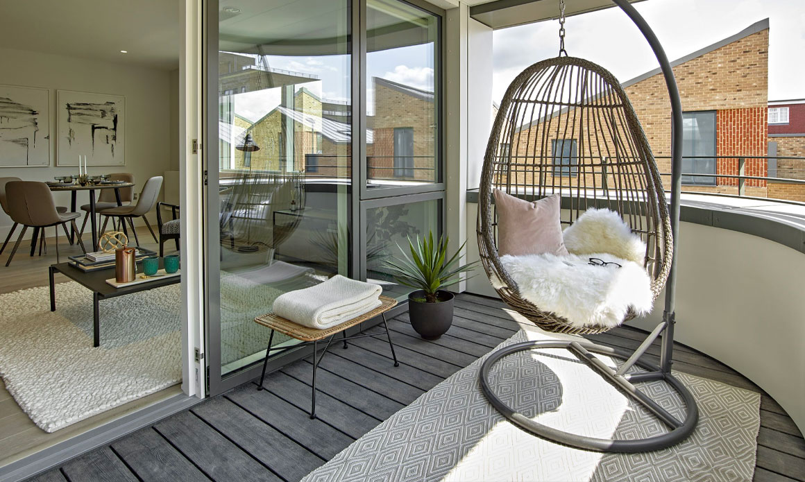 One Bedroom Apartments - Charter Place