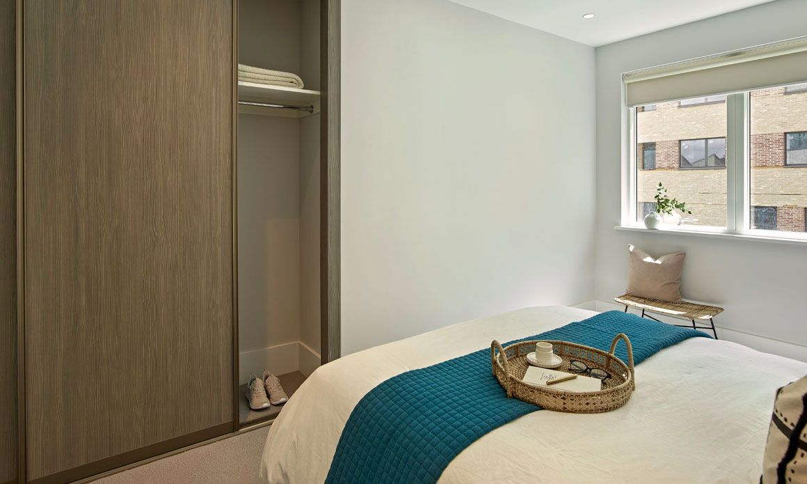Three Bedroom Apartments - Charter Place