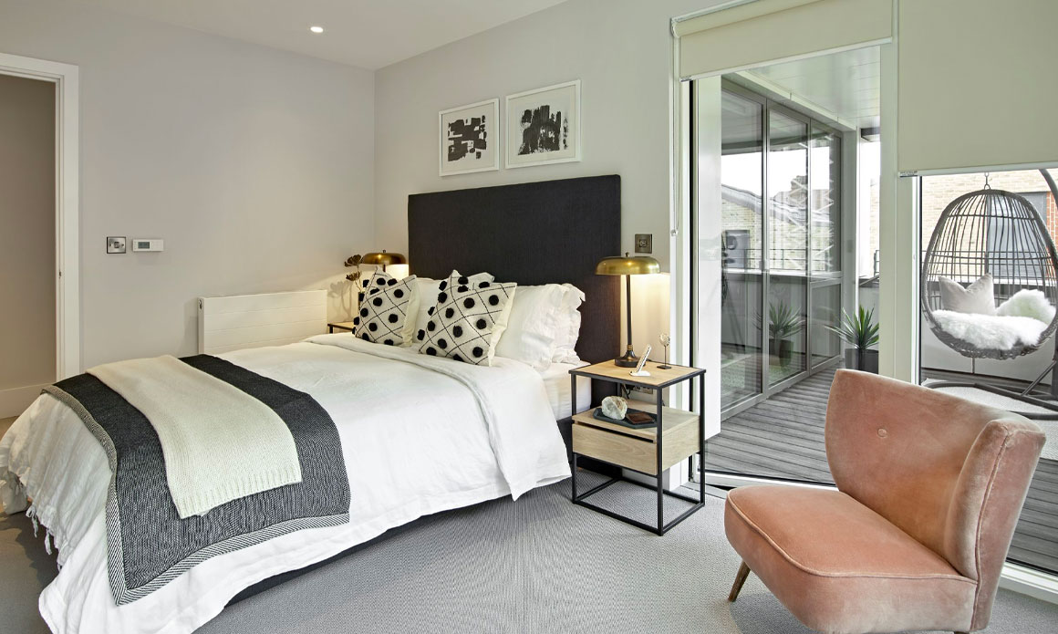 Two Bedroom Apartments - Charter Place
